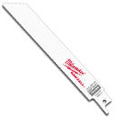 "MILWAUKEE 6"" 24 TPI SUPER SAWZALL BLADES (PER PACK)"