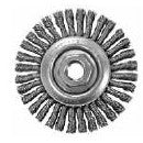 "ANDERSON STCM170 6-5/8""  WIRE WHEEL BRUSH .020 5/8-11"