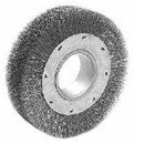 ANDERSON 8 HEAVY DUTY WIRE WHEEL BRUSH DH8
