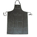 APRON BLACK CHEMICAL RESISTANT