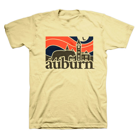 Auburn Retro Park Comfort Colors