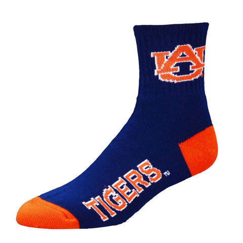 Auburn Team Color Socks