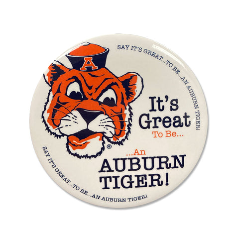 Great To Be An Auburn Tiger Button