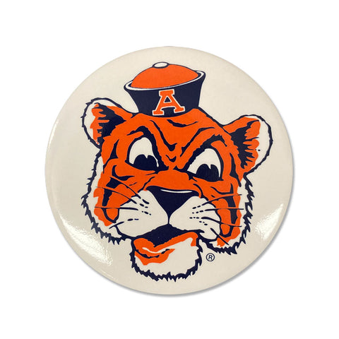 Vintage Aubie Button