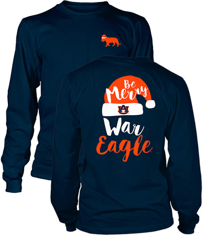 Be Merry & War Eagle