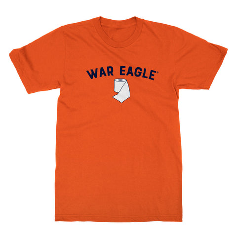 War Eagle Toilet Paper