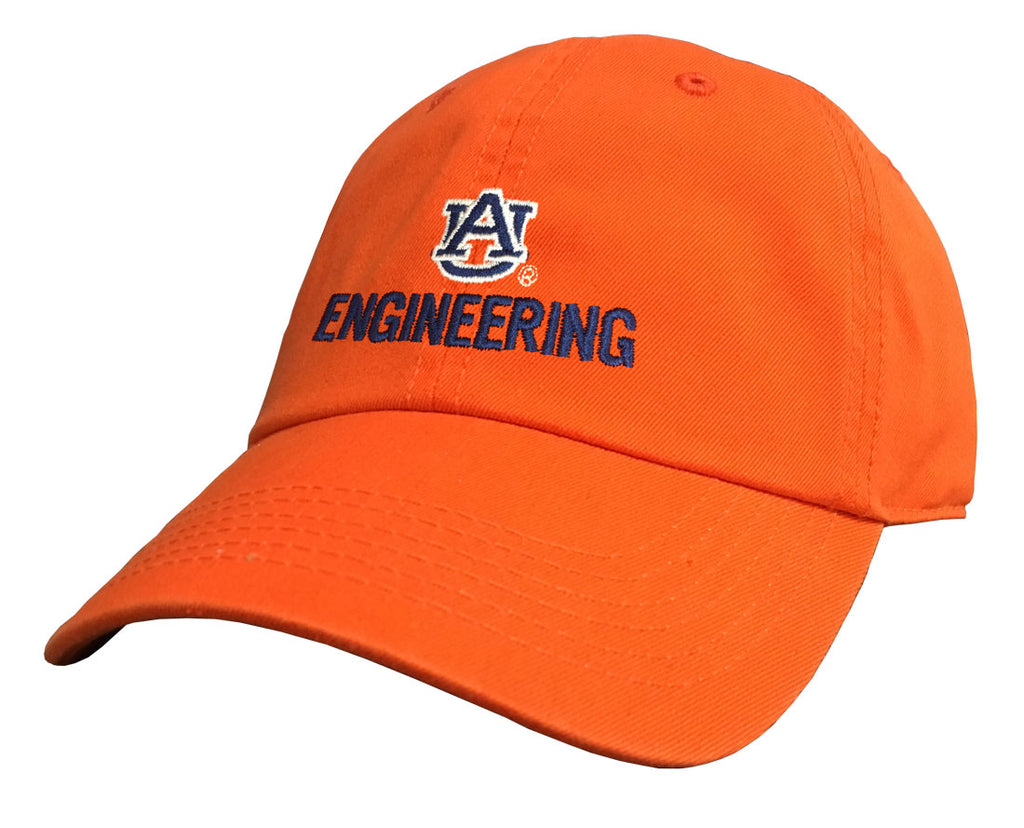 Auburn Engineering Orange Cap
