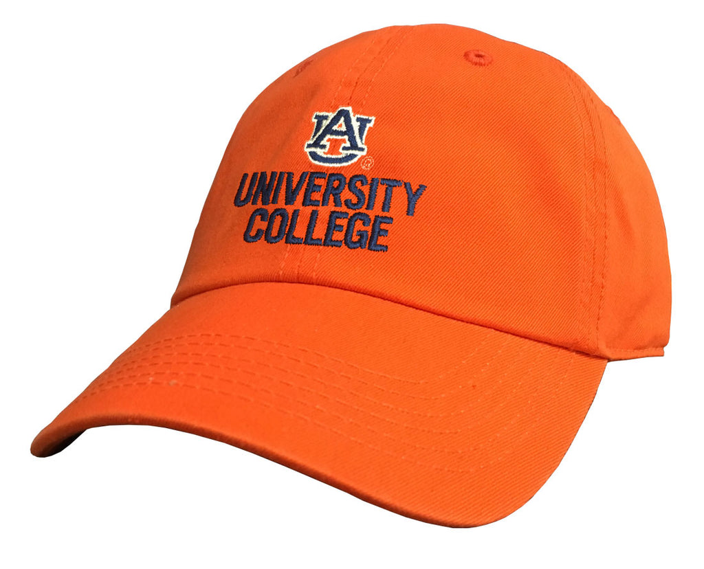 Auburn University College Orange Cap
