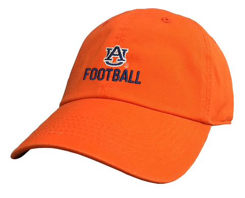 Auburn Football Orange Cap
