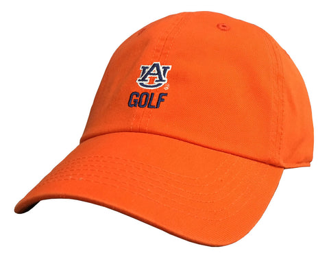 Auburn Golf Orange Cap