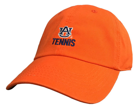 Auburn Tennis Orange Cap