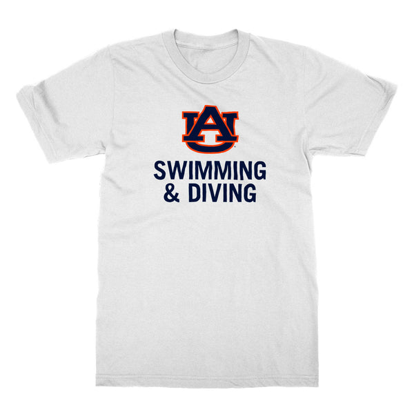Auburn Swimming & Diving T-Shirt