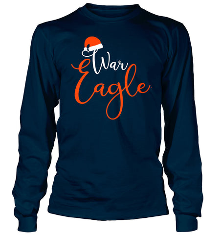 War Eagle Santa Hat