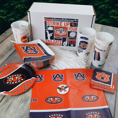 Strike Up Your Tailgate Box *Limited Time Only*