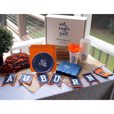 Auburn Tailgate Box *Limited Time Only*
