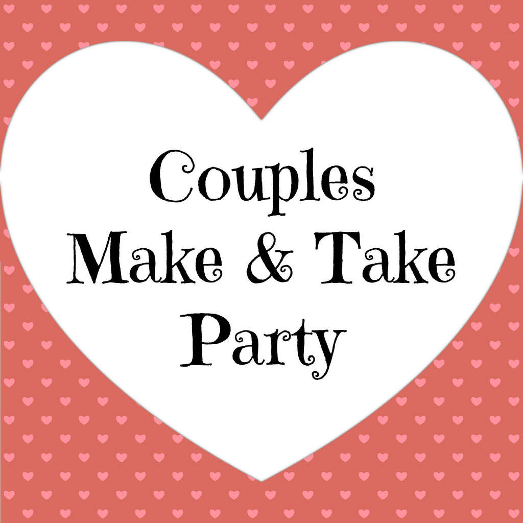 Couples Make & Take Party @ Crasian Brewing Co