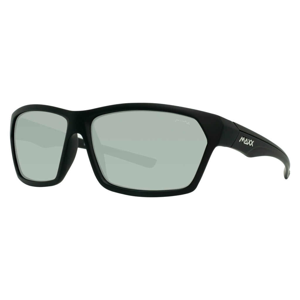 Cobra 2.0 Mirrored Smoke Polarized Lens - Black Frame