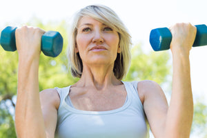 How Exercising Slows The Aging Process