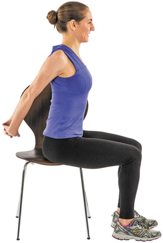 posture chair exercise