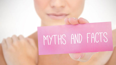 beauty myths and facts, best skincare products, organic, toxin-free