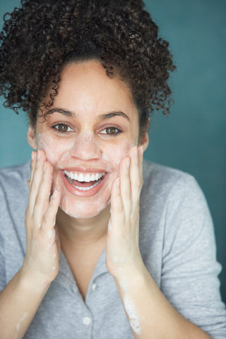 Exfoliate and look younger, why is it important to use a face scrub, polish
