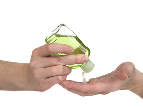 DIY hand sanitizers don't work, germs, flu, virus, colds, Coronavirus