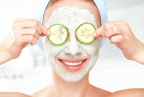 DIY Facial at home, anti-aging, wrinkles, acne, better skin