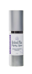 Retinol Plus, hyperpigmentation, dark age spots, sensitive skin, wrinkles, old skin, over 50
