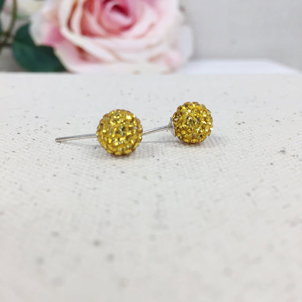 Molly Gold Earrings
