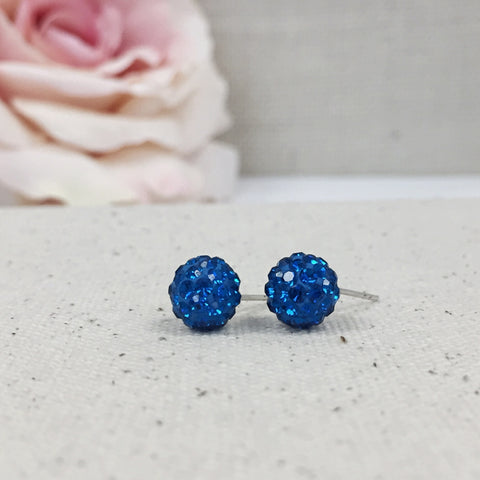 Molly Blue Earrings