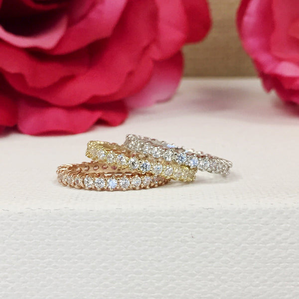 Vanessa Stacking Ring Set