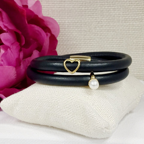 Golden Love Bracelet