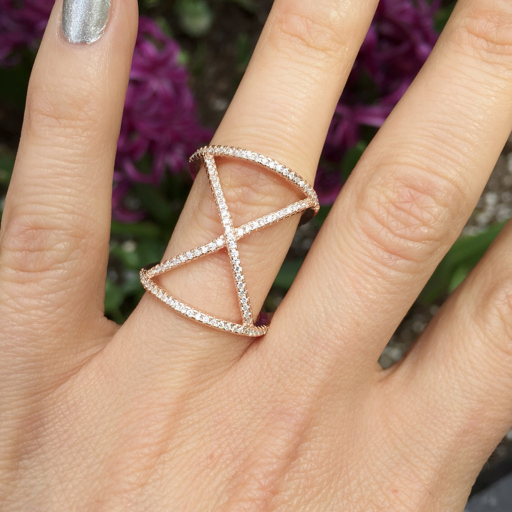 Sasha Rose Ring