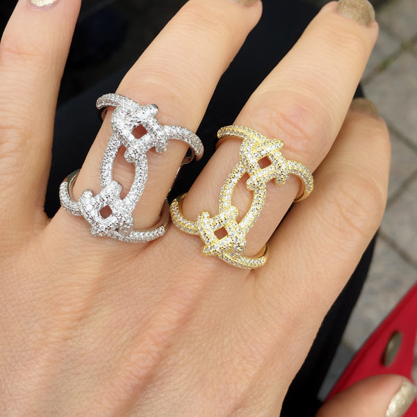 Kaitlyn Cocktail Ring