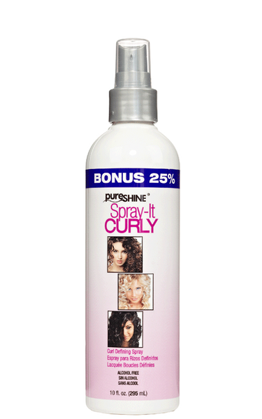 Spray-It Curly