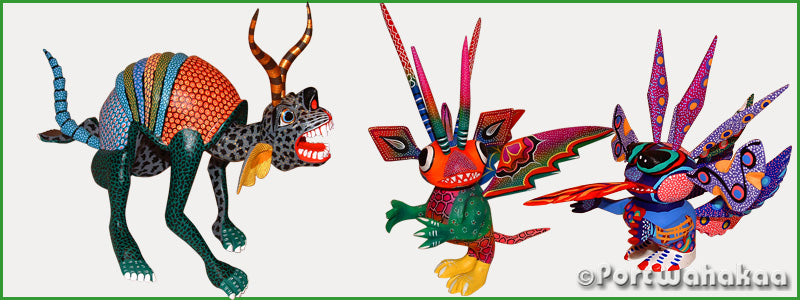 Mysterious Martian Marcianos Alebriges Oaxaca Explained