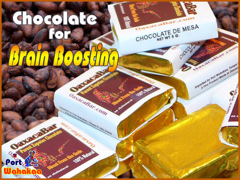 Dark Chocolate Brain Booster