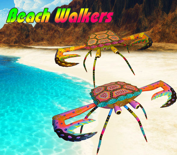 Juming Jaibas Crab Walkers Ghost