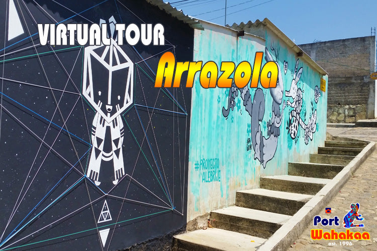 Tour Virtual Arrazola Oaxaca Port Wahakaa