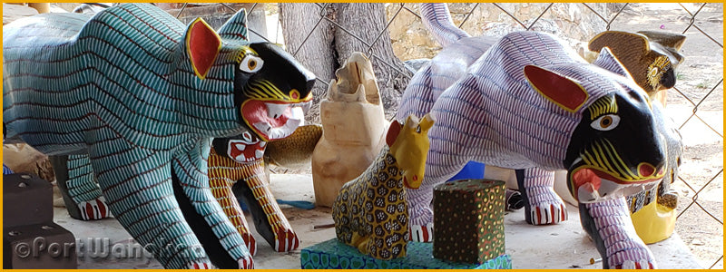 Margarito Melchor's Famous Cats from Village Life