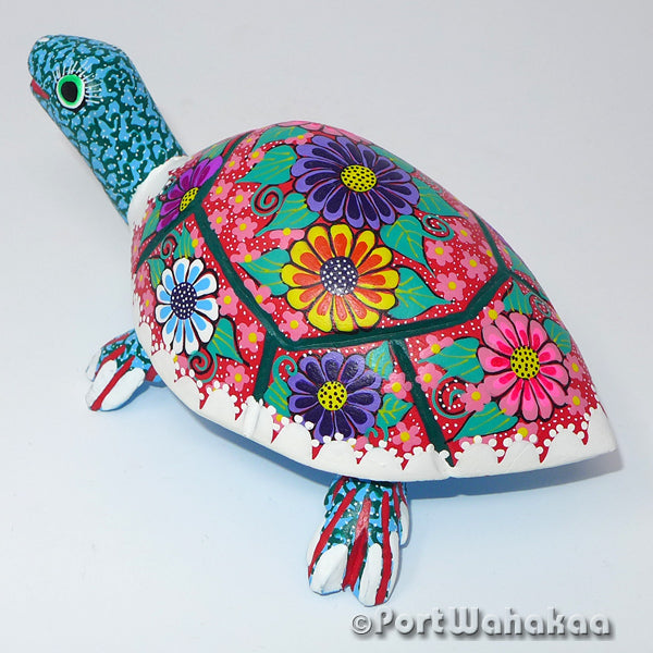 Wildflower Turtle - Port Wahakaa