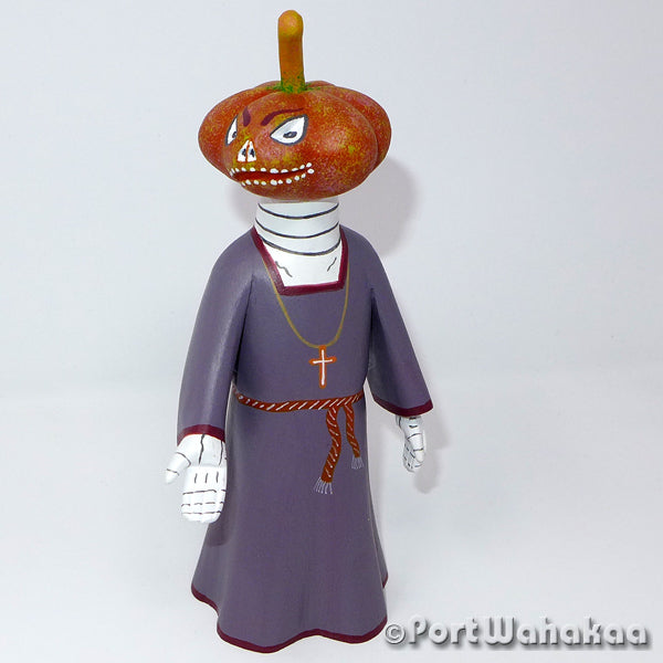 Pumpkin Skeleton Priest