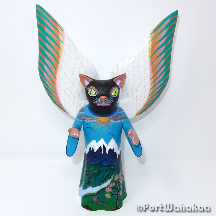 Afterlife Angel Cat