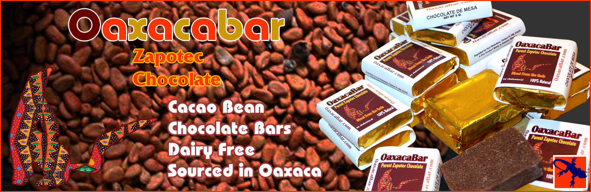 Oaxacan Cacao Chocolate Bars