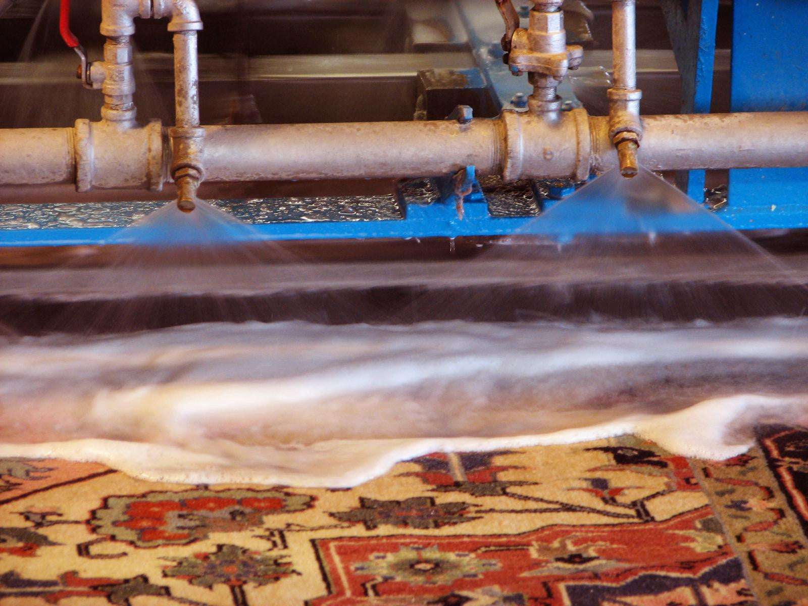 Why Professional Cleaning is Best for Oriental Rugs