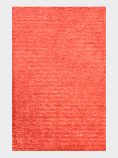 Simonne Indian Hand Loomed Rugs Red - Size 5'x8' - Oriental Rugs, fine, Houston, From Indian, Pakistan, Turkey, Persia