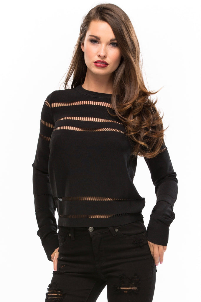 Killer Within Knit Sweater