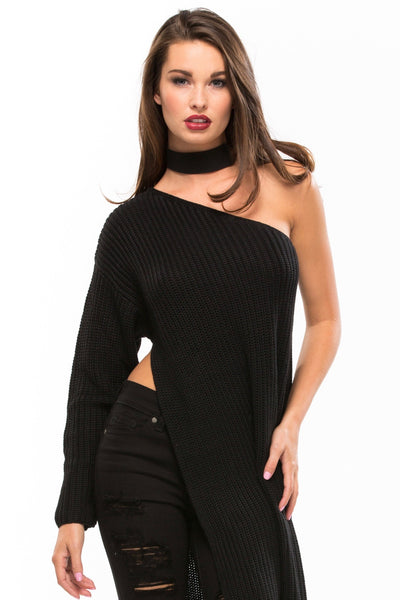 Tough Love Knit Tunic