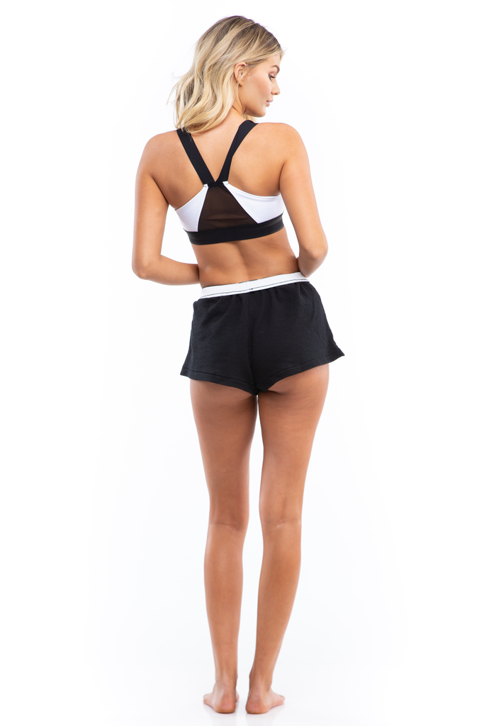 Fit Contrast Sports Bra