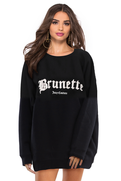 Brunette Big Sister Crew - Juicy Couture